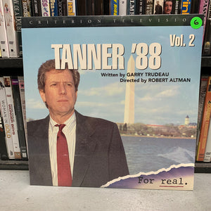 Tanner '88 Vol 2 (Criterion Televsion) New Sealed