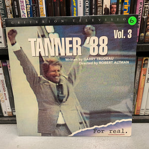 Tanner '88 Vol 3 (Criterion Televsion) New Sealed