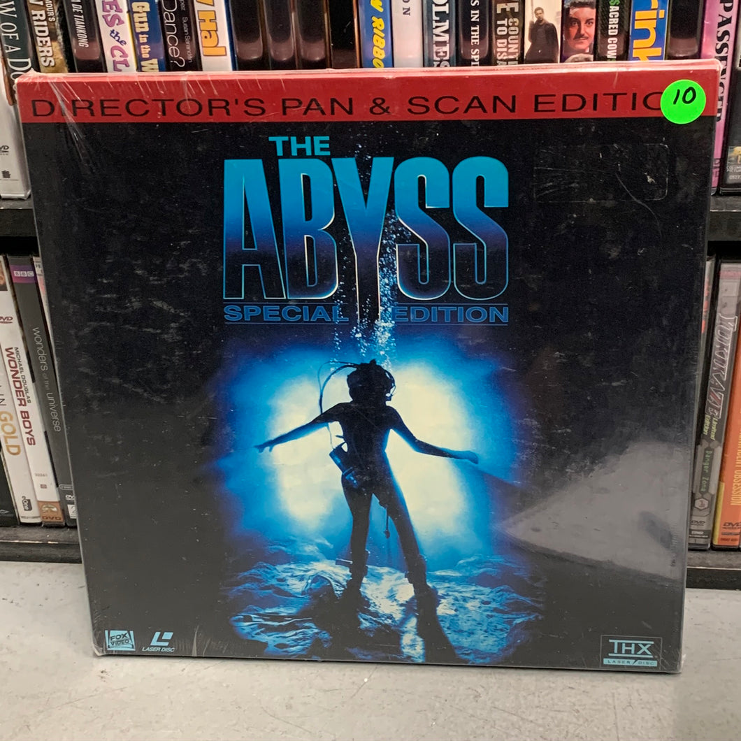 The Abyss Special Edition Laserdisc