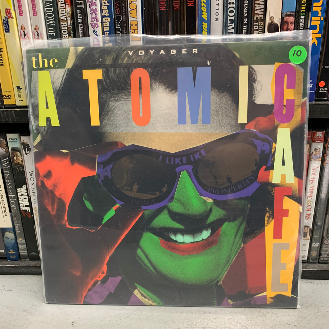 Atomic Cafe Laserdisc