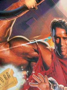 Last Action Hero Promo Poster