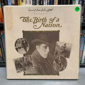 Birth of a Nation Box Laserdisc