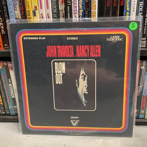 Blow Out Laserdisc
