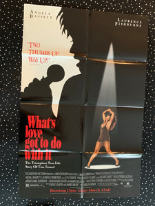 Whats love got to do with it Promo Poster