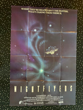 Load image into Gallery viewer, Nightflyers Promo Poster 1987
