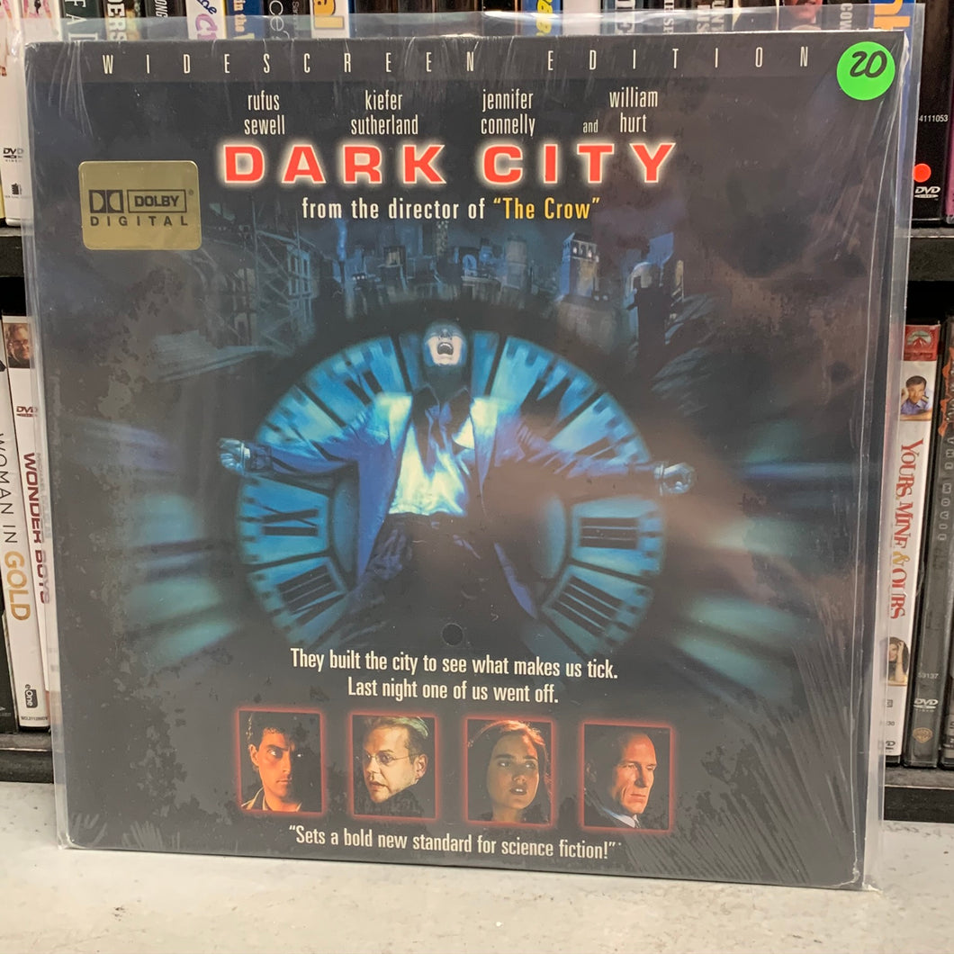 Dark City Laserdisc