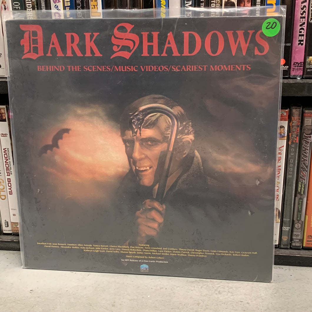 Dark Shadows Laserdisc