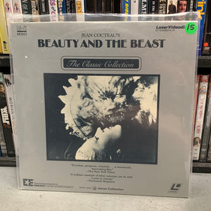 Beauty and the Beast Laserdisc