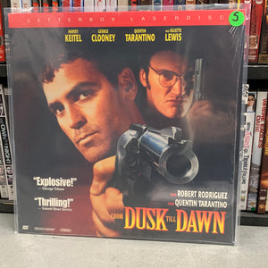 From Dusk till Dawn Laserdisc