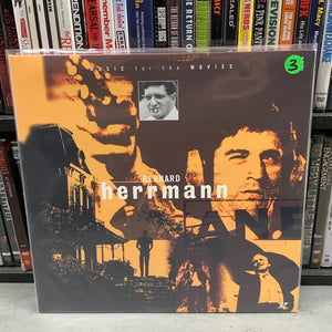 Bernard Herrmann / Music for the Movies Laserdisc