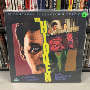 The Hidden Laserdisc
