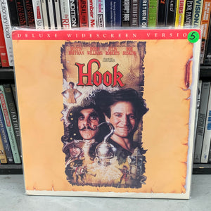 Hook Laserdisc