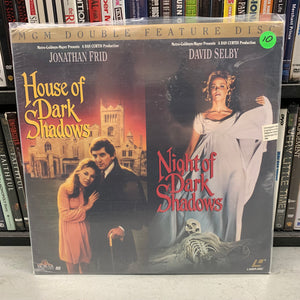 House of Dark Shadows/ Night of Dark Shadows Laserdisc