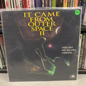 It came from Outer Space 2 Laserdisc