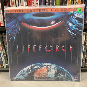 LifeForce Laserdisc