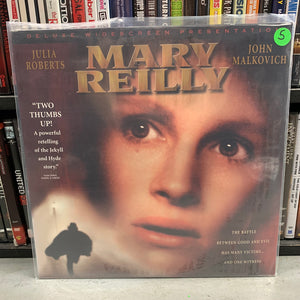 Mary Reilly Laserdisc