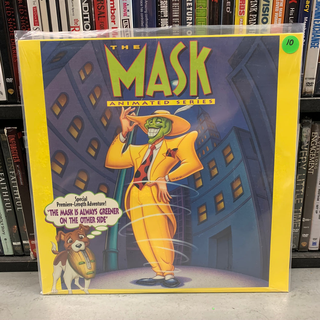 The MASK animated Series Laserdisc