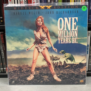 One Million Years B.C. Laserdisc