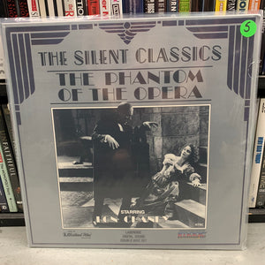 Phantom of the Opera Laserdisc