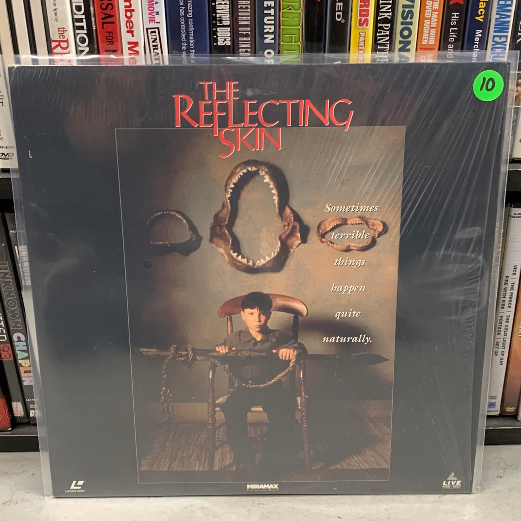 The reflecting Skin Laserdisc