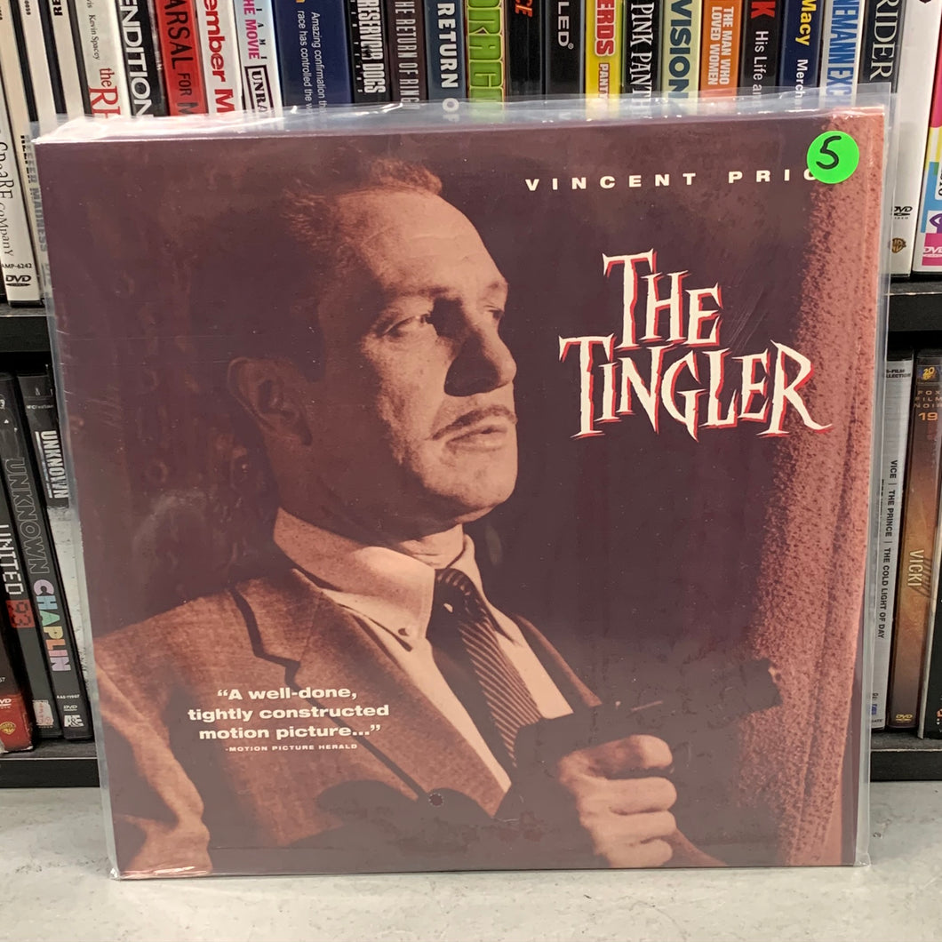 The Tingler Laserdisc