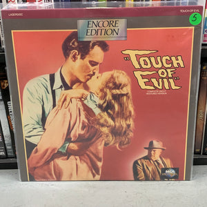 Touch of Evil Laserdisc