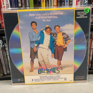Weekend at Bernies Laserdisc