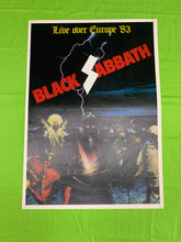 "Load image into Gallery viewer, Black Sabbath ""Live Over Europe '83"""