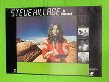 Load image into Gallery viewer, Steve Hillage & Band - 1978 German Tour Poster