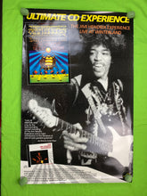 Load image into Gallery viewer, Jimi Hendrix CD Poster