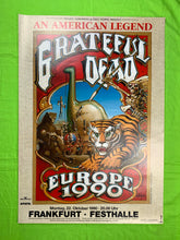 Load image into Gallery viewer, Grateful Dead poster 1990 Europe