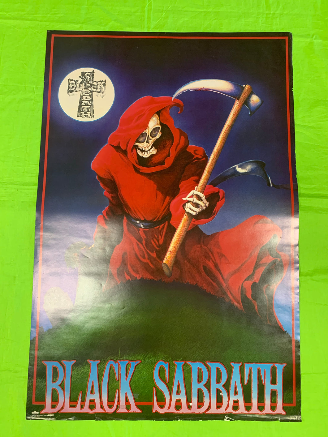 Black Sabbath - 1986 Winterland Productions