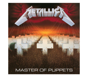 Metallica- Master Of Puppets