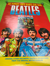 Load image into Gallery viewer, The Beatles 1987 CD Poster