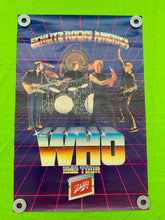 Load image into Gallery viewer, The Who - 1982 Tour Poster