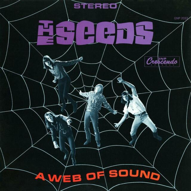 The Seeds - A Web Of Sound