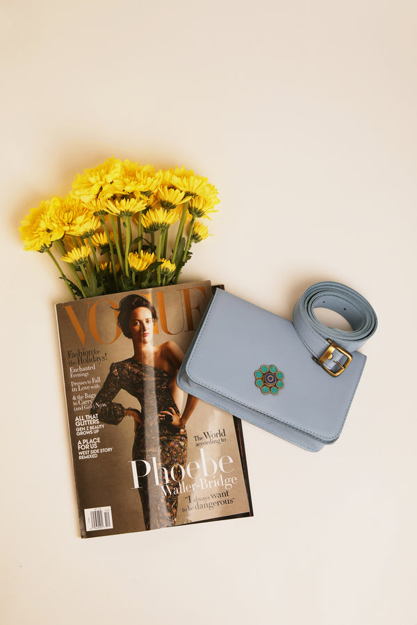 Blue Sky Leather 3-in-1 Beltbag