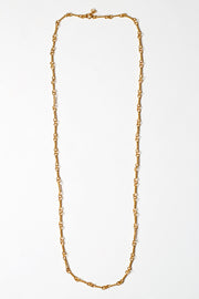 Twisted texture long  Chain