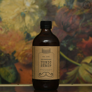OLD FASHIONED TONIC SYRUP 500mL