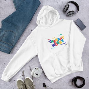 Therapy Works Hoodie