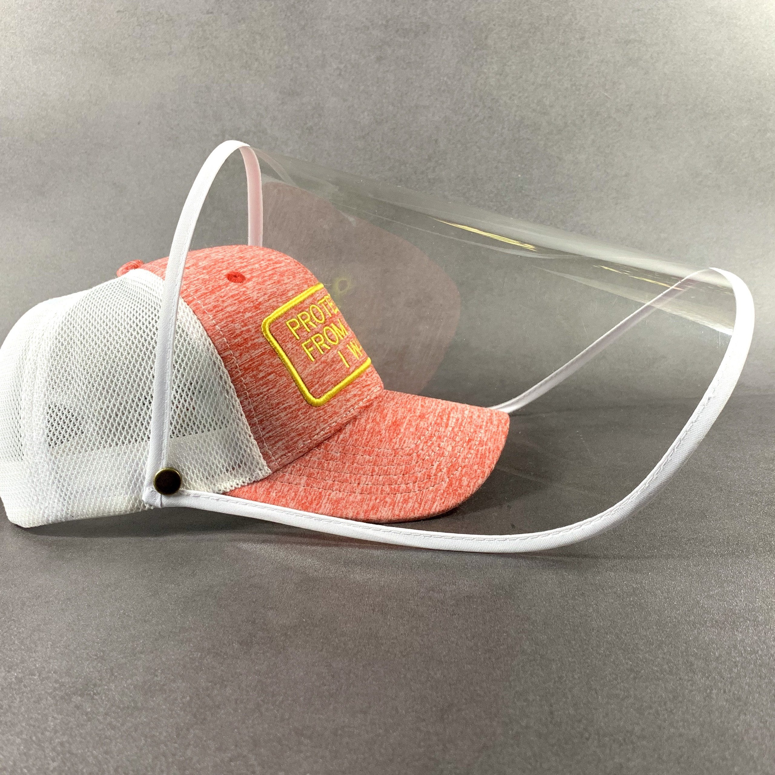 HMSF- Premium Face Shield Sports Cap