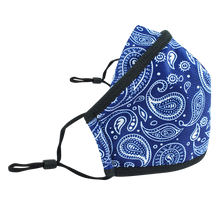 Load image into Gallery viewer, 3 Layers - Mussel 1 - Adults- Nose Flap - Adjustable Straps