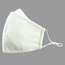Load image into Gallery viewer, 3 Layers - White -  Adults - Nose Flap - Adjustable Straps