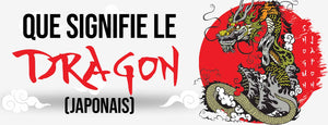 Signification dragon Japonais