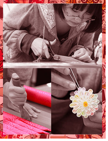 kanzashi flower maker