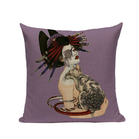 Coussin Dessin