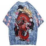 Tee-shirt Dragon