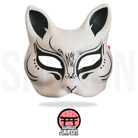 Masque Traditionnel Japonais Kitsune