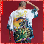 T-Shirt-Dragon-Japonais