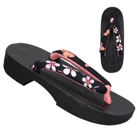 Geta Japonaises Antique